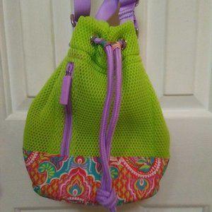 Vera Bradley Synthetic Mesh Backpack